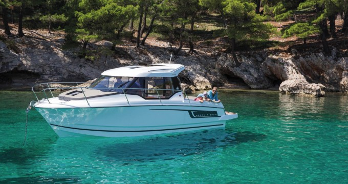Rent a Jeanneau Merry Fisher 795 Dubrovnik
