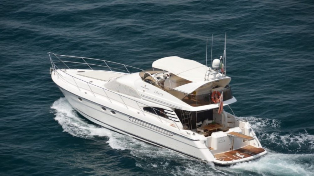 Rent a Fairline Squadron 59 Sorrento