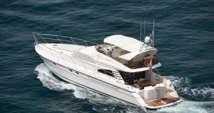Fairline Squadron 59 between personal and professional Sorrento