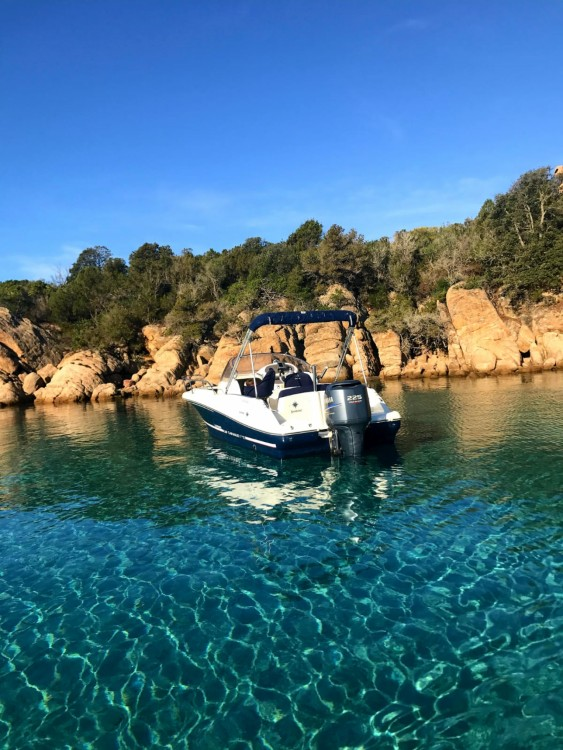 Hire Motorboat with or without skipper Jeanneau Belvédère-Campomoro