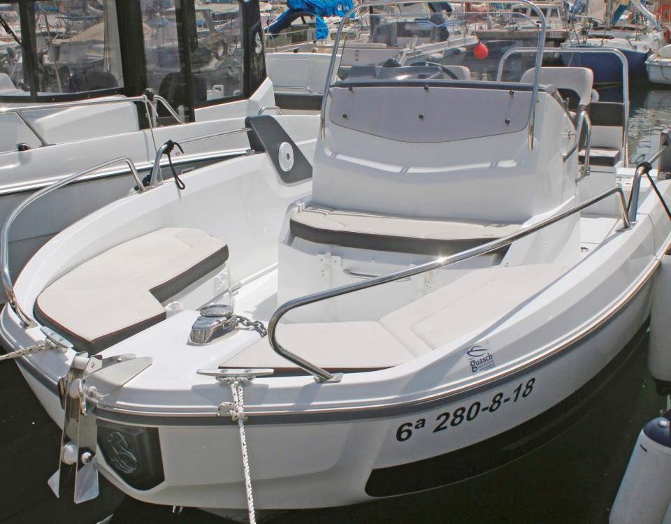 Rental Motorboat in Barcelona - Bénéteau Flyer 6.6 SPACEdeck