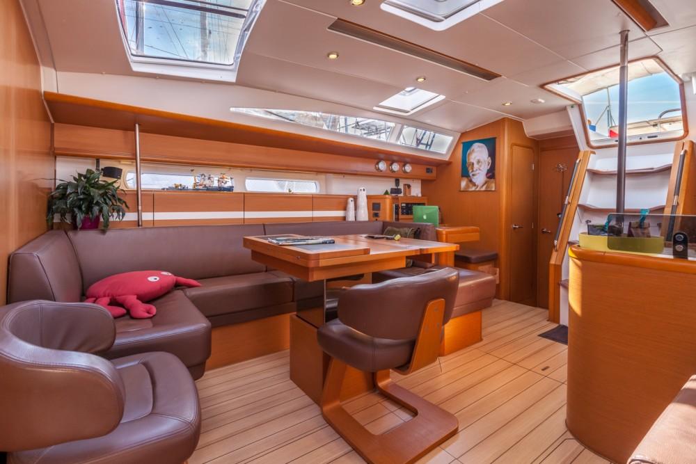 Boat rental Le Grau-du-Roi cheap Jeanneau 53