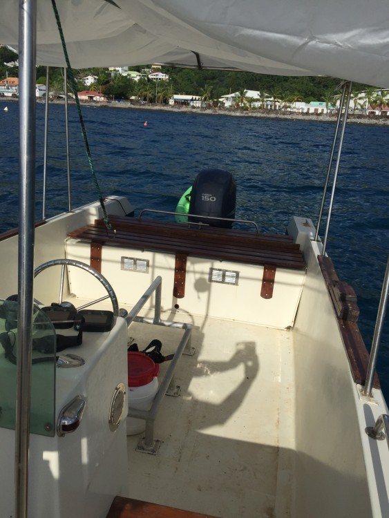 Hire Motorboat with or without skipper Cna Bouillante