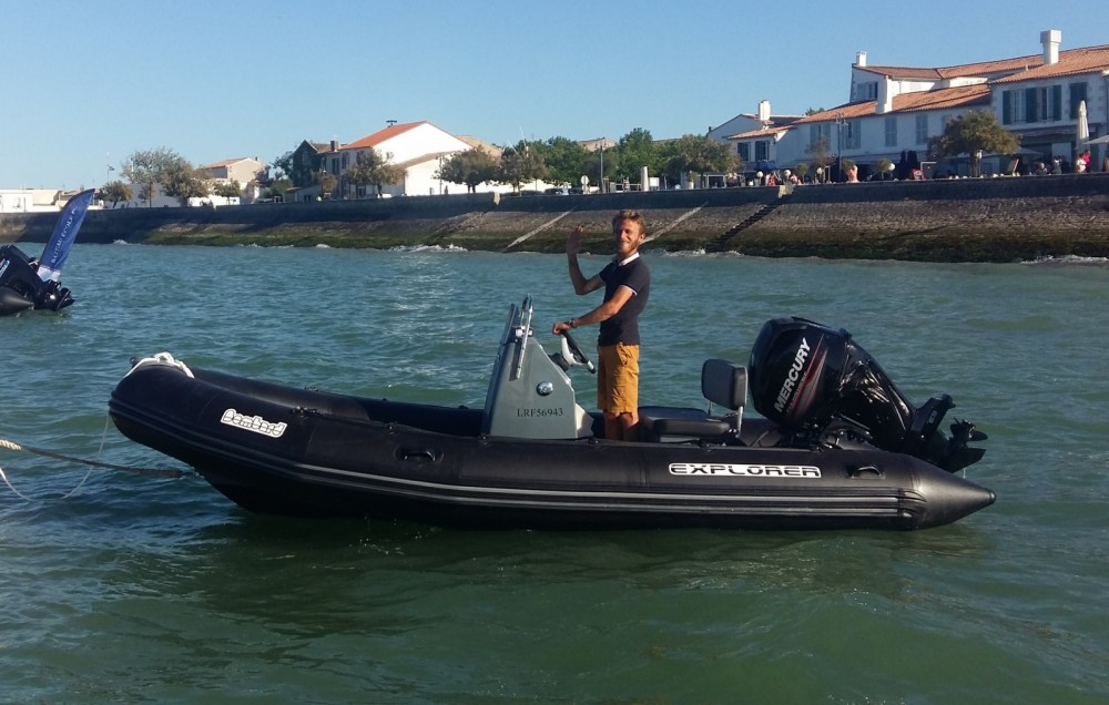 Rental yacht La Flotte - Bombard Explorer 500 on SamBoat
