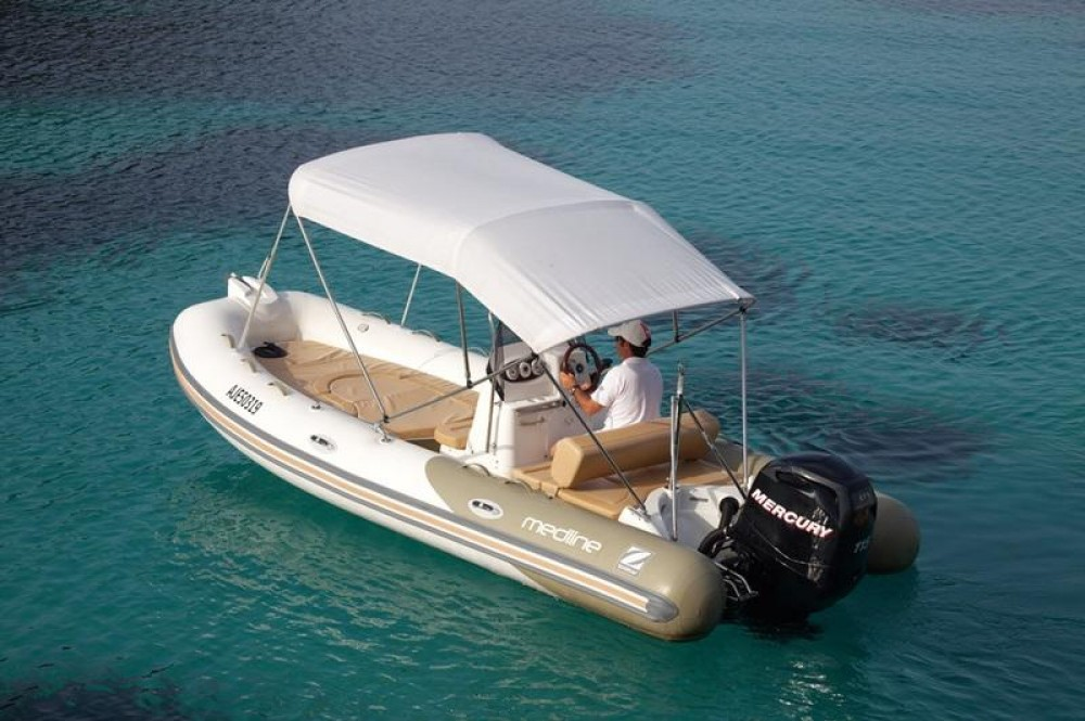 Boat rental  cheap Medline 580 Limited Edition