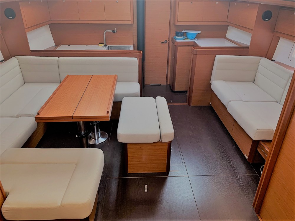 Hire Sailboat with or without skipper Dufour Cogolin