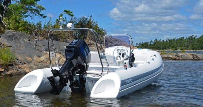 Hire RIB with or without skipper Grand Boats l'Estartit
