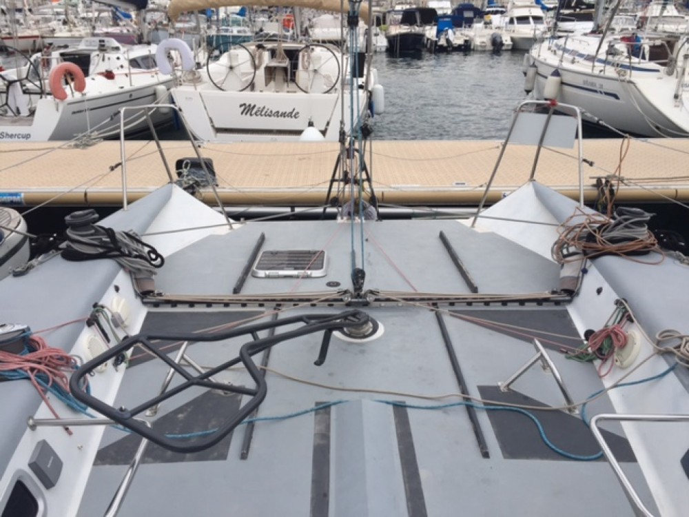 Rent a Jeanneau JTA 40 Marseille