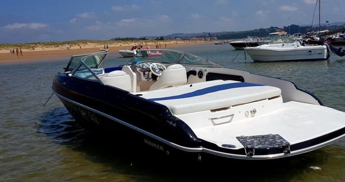 Rental Motorboat in Camargo - Rinker 212 CAPTATIVA