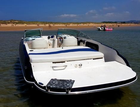 Boat rental Rinker 212 CAPTATIVA in Camargo on Samboat