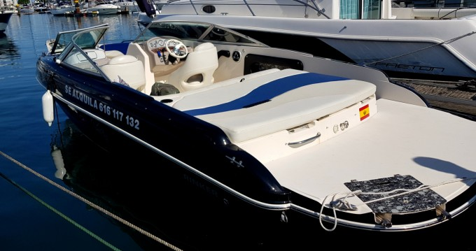 Rinker 212 CAPTATIVA between personal and professional Camargo