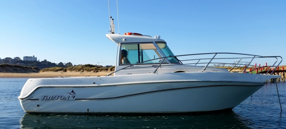 Hire Motorboat with or without skipper Faeton Maliaño