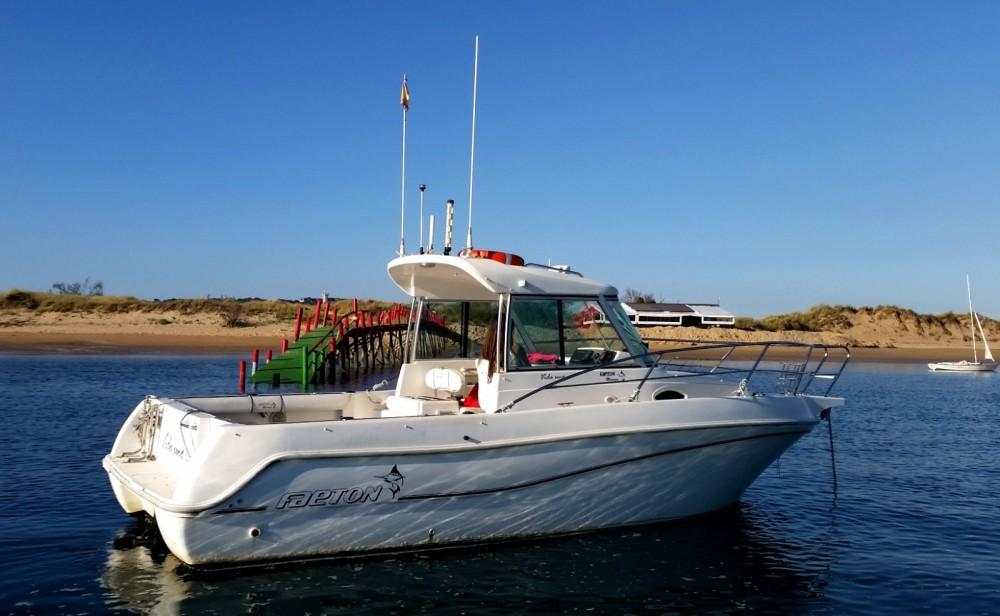 Boat rental Maliaño cheap 730 MORAGA