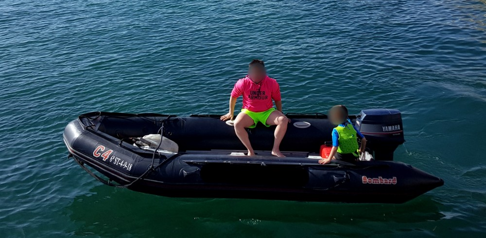 Boat rental Santander cheap C4