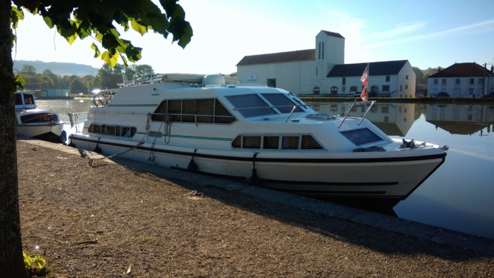 Boat rental Chalon-sur-Saône cheap HAINES 390