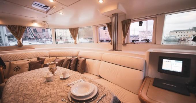 Rental Catamaran in Naples - Lagoon Lagoon 440