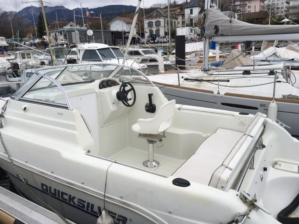 Quicksilver Quicksilver 520 Cruiser between personal and professional Évian-les-Bains