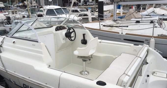 Rental Motorboat in Évian-les-Bains - Quicksilver Quicksilver 520 Cruiser