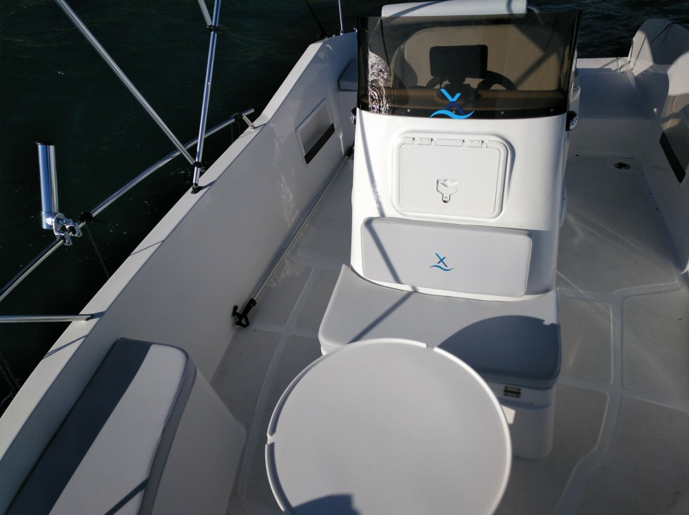 Hire Motorboat with or without skipper Astec