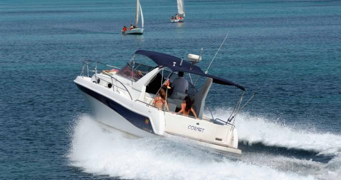 Boat rental Ciutadella de Menorca cheap Faeton 980 Sport