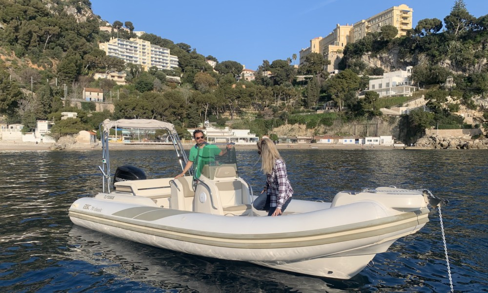 Hire RIB with or without skipper Bsc Saint-Raphaël