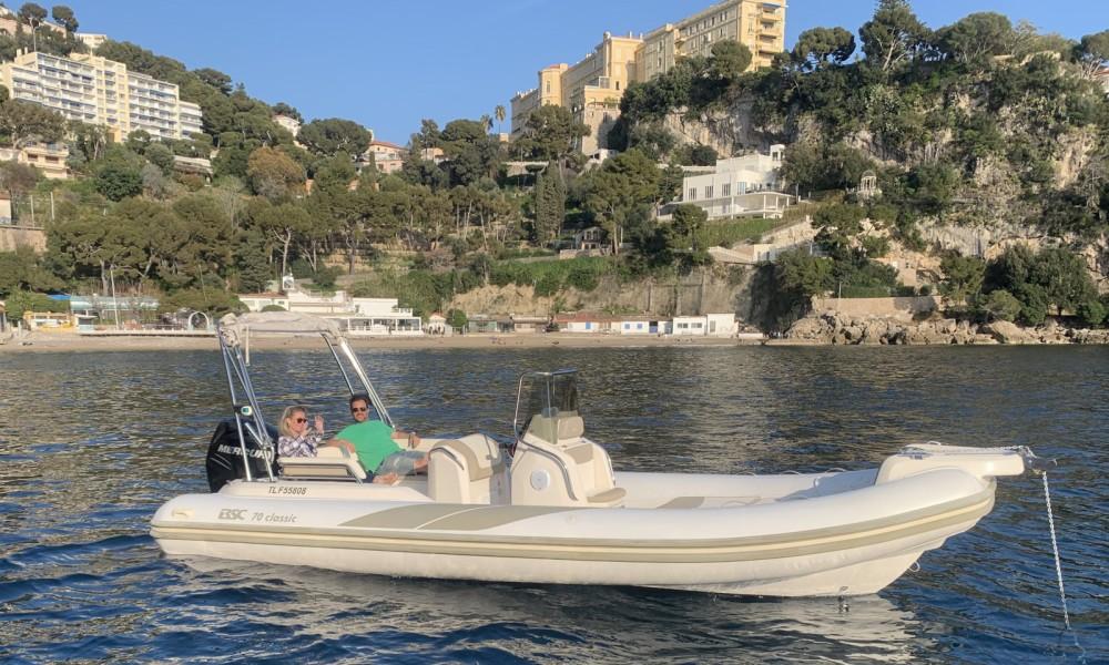 Rental yacht Saint-Raphaël - Bsc BSC 70 Classic on SamBoat