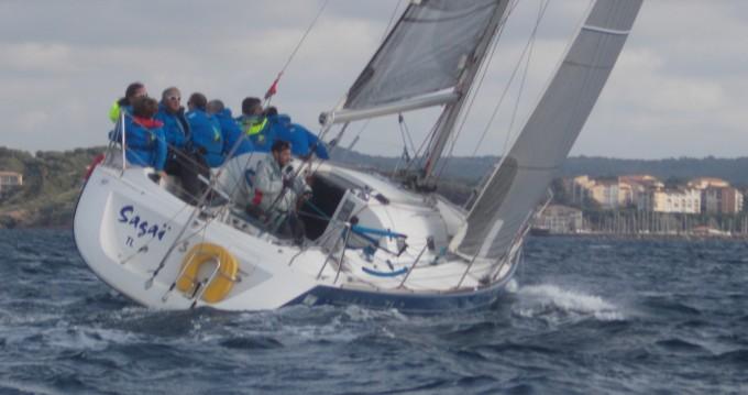 Hire Sailboat with or without skipper Bénéteau La Seyne-sur-Mer