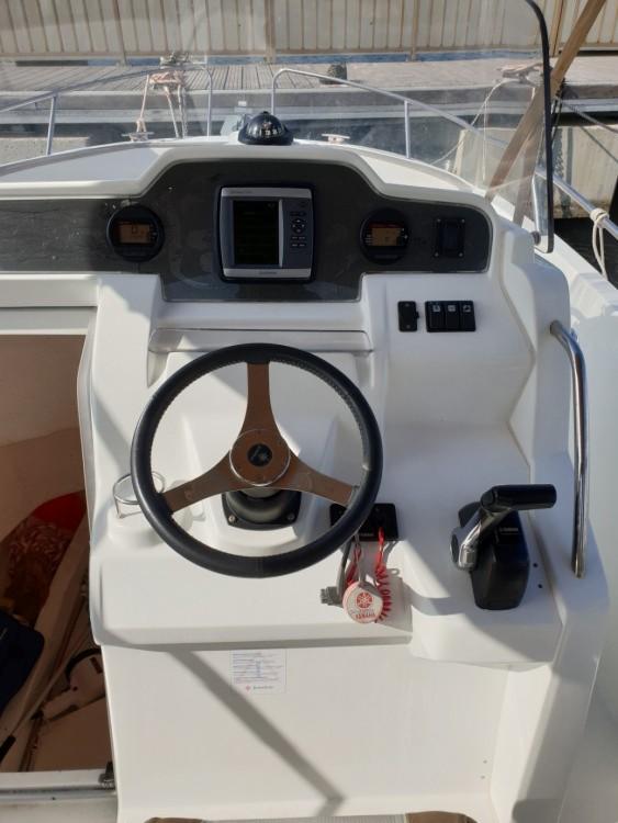 Rental Motorboat in Propriano - Jeanneau Cap Camarat 7.5 Style