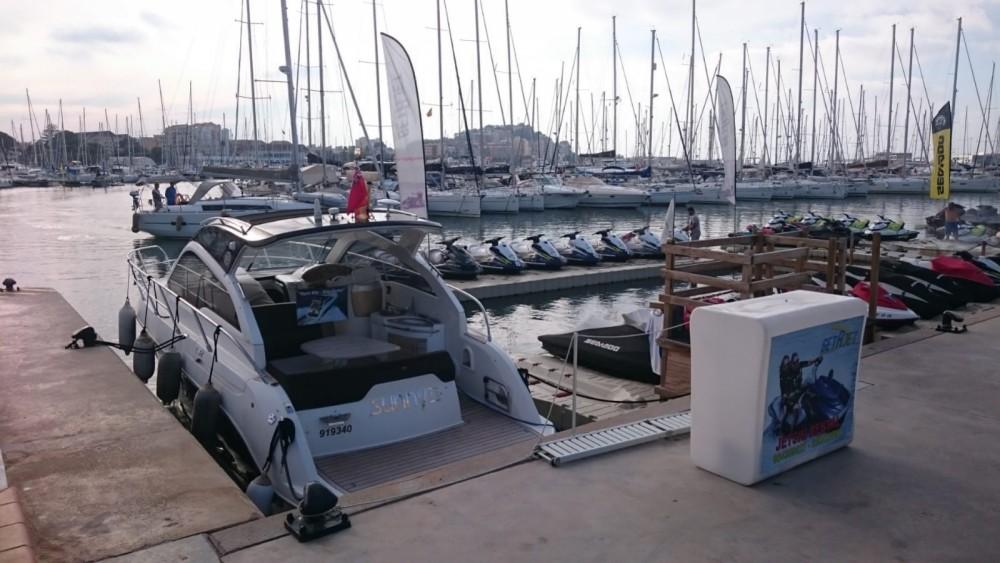 Boat rental Sessa Marine C32 in Denia on Samboat