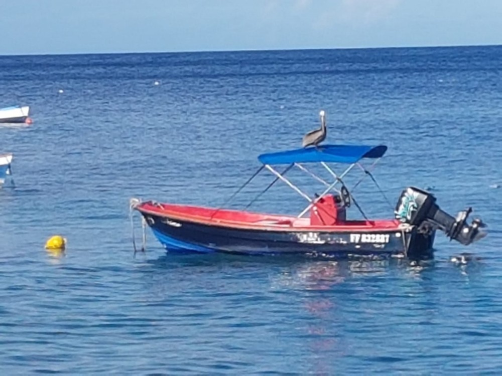 Boat rental Dinghy-runabout Runabout in Les Anses-d'Arlet on Samboat