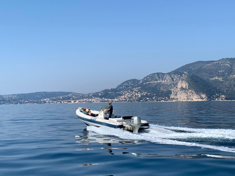 Hire RIB with or without skipper Joker Boat Monaco