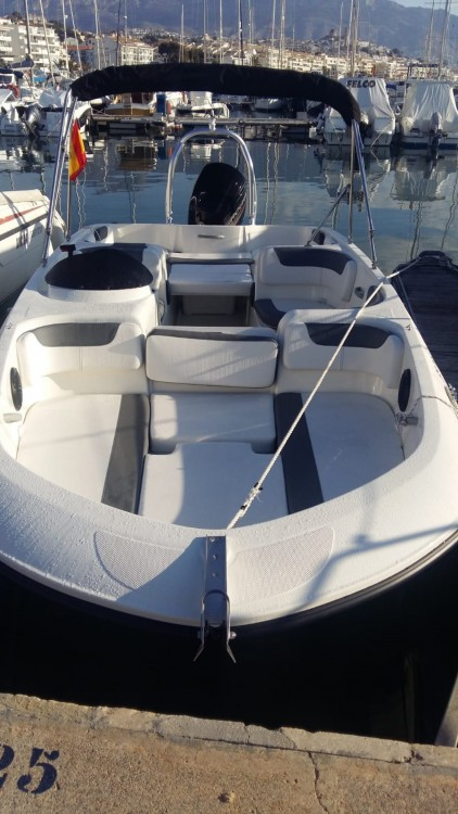Bayliner E6 between personal and professional Altea