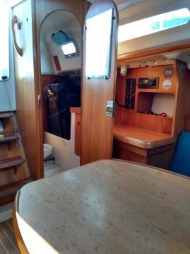 Boat rental Bénodet cheap Sun Fast 26