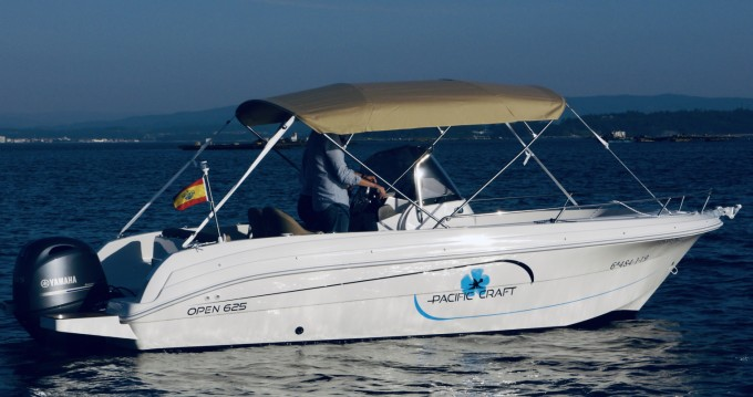 Pacific Craft Pacific Craft 625 Open between personal and professional Palma de Mallorca