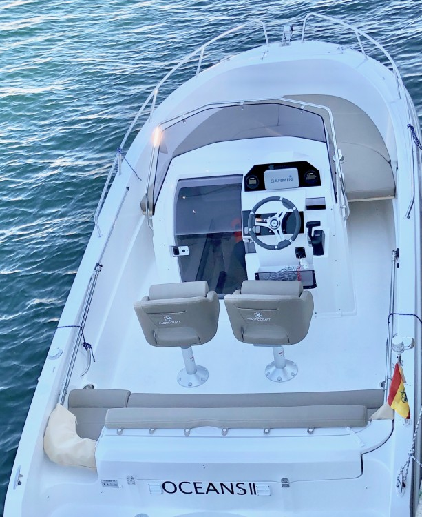 Pacific Craft Pacific Craft 670 Open between personal and professional Palma