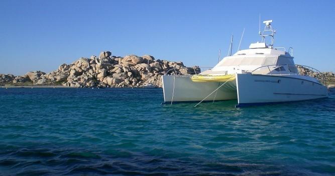 Boat rental Ajaccio cheap Capriccio
