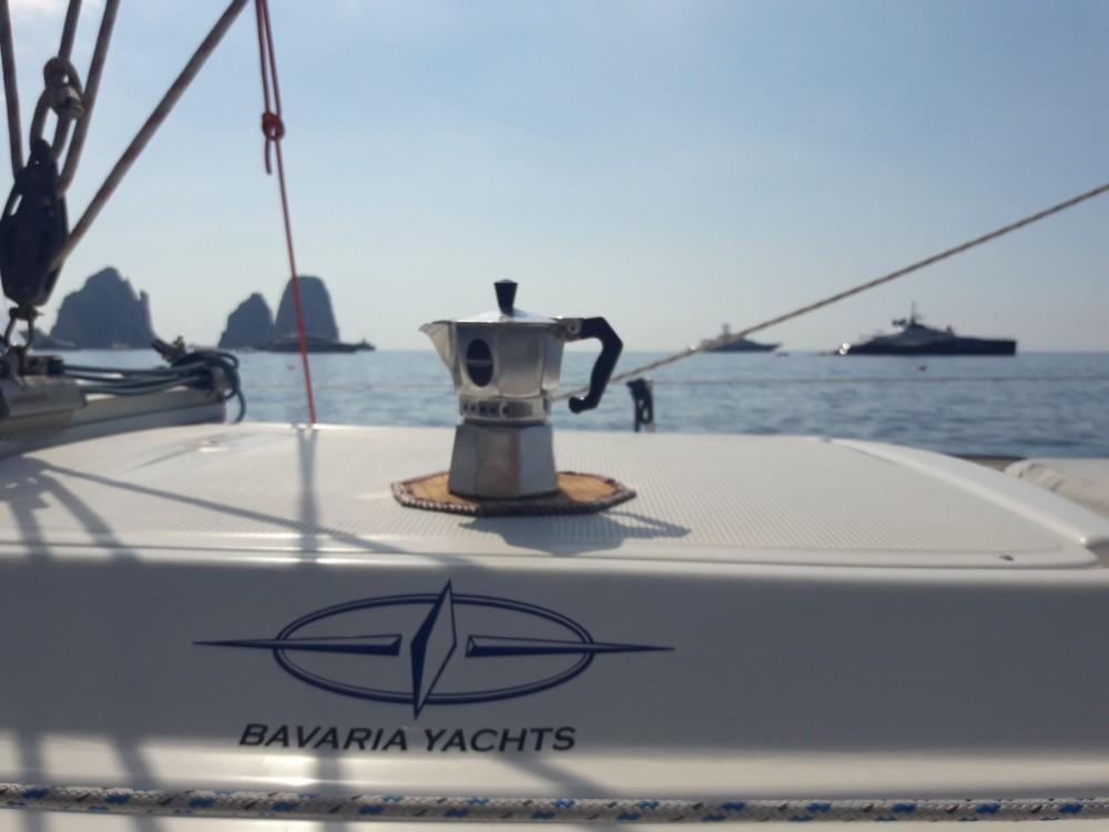 Rental yacht Castellammare di Stabia - Bavaria BMB 37 S on SamBoat