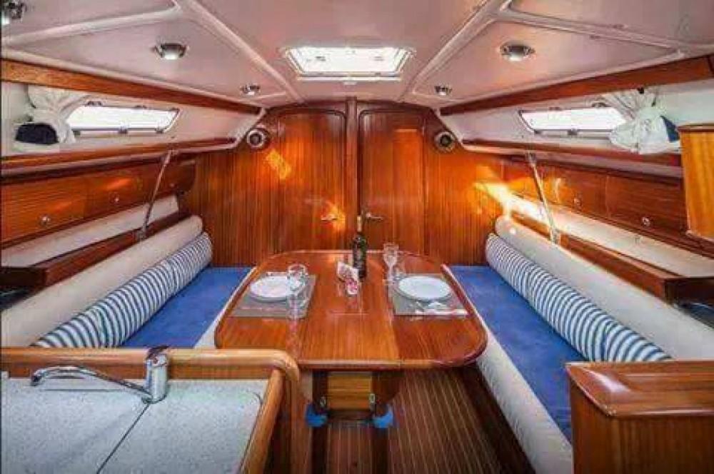 Boat rental Castellammare di Stabia cheap BMB 37 S