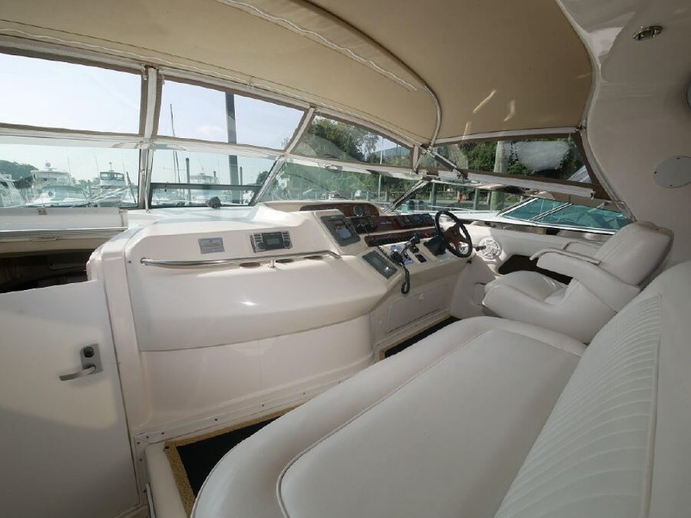 Motorboat for rent Ormos Panagias at the best price