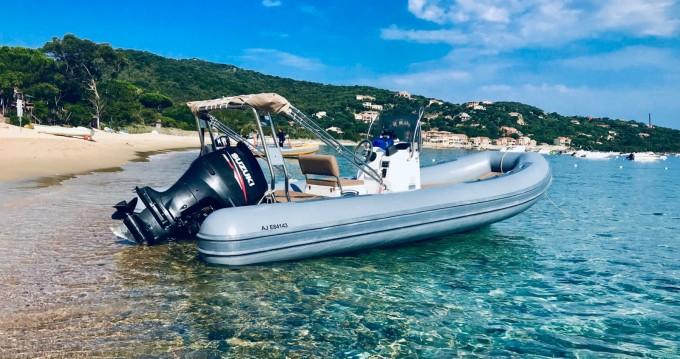 Rental yacht Campomoro - Capelli Tempest 630 on SamBoat