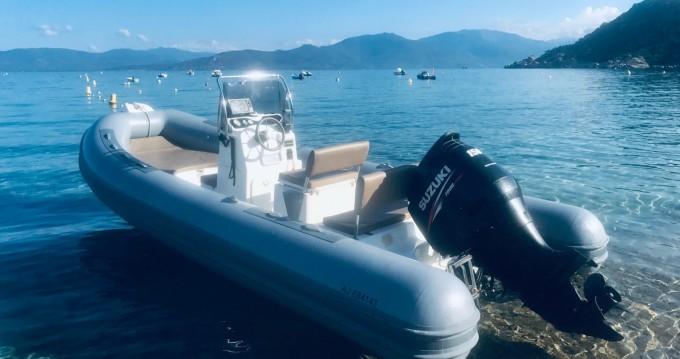 Boat rental Capelli Tempest 630 in Campomoro on Samboat