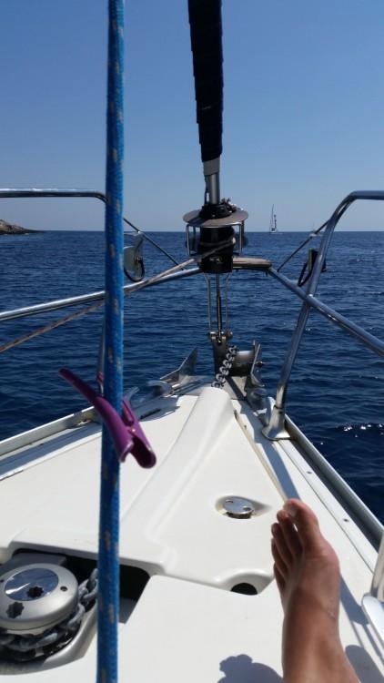 Boat rental Jeanneau Sun Odyssey 40 in Split on Samboat