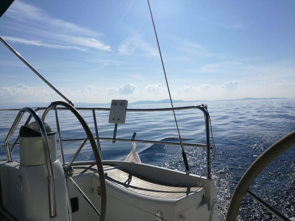 Rental Sailboat in Split - Jeanneau Sun Odyssey 40