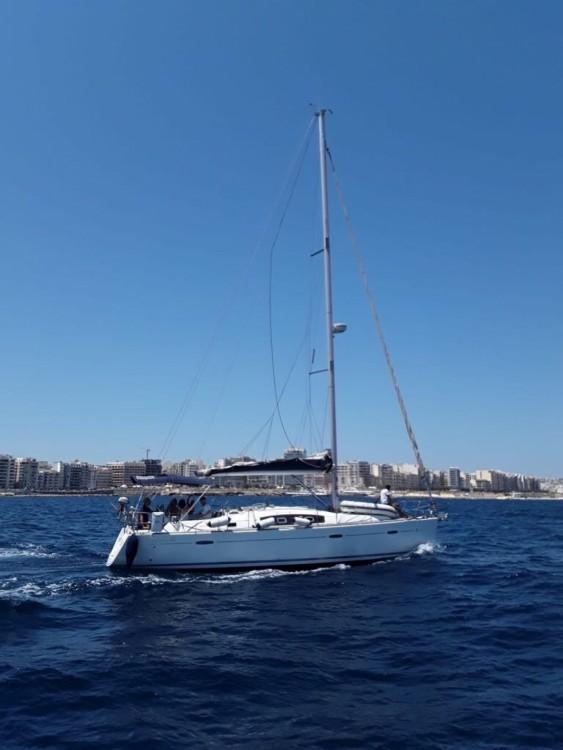 Boat rental Kalkara cheap Oceanis 40