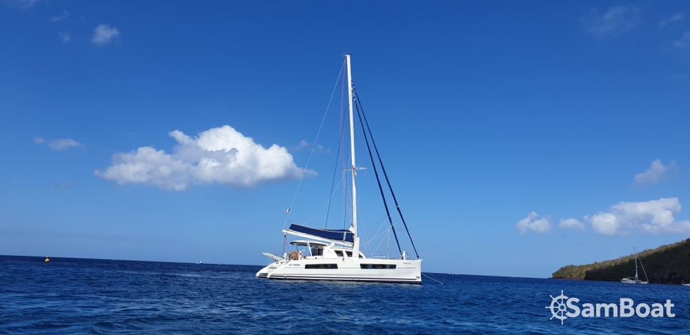 Rental Catamaran in Le Marin - Catana Catana 47
