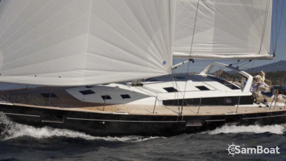 Rental yacht Saint-Laurent-du-Var - Bénéteau Sense 57 on SamBoat