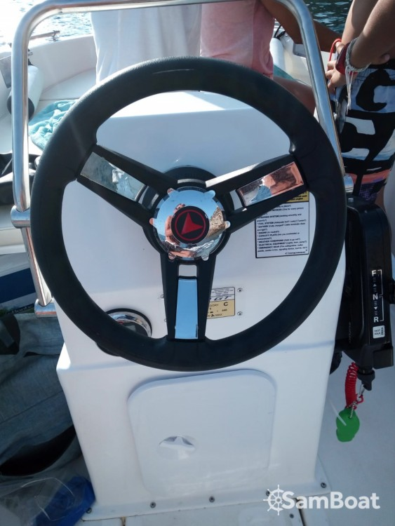 compass Compass 400 between personal and professional Balearic Islands
