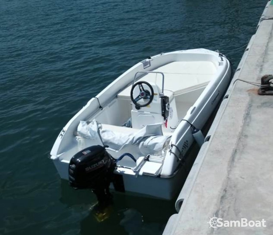 Hire Motorboat with or without skipper compass Balearic Islands