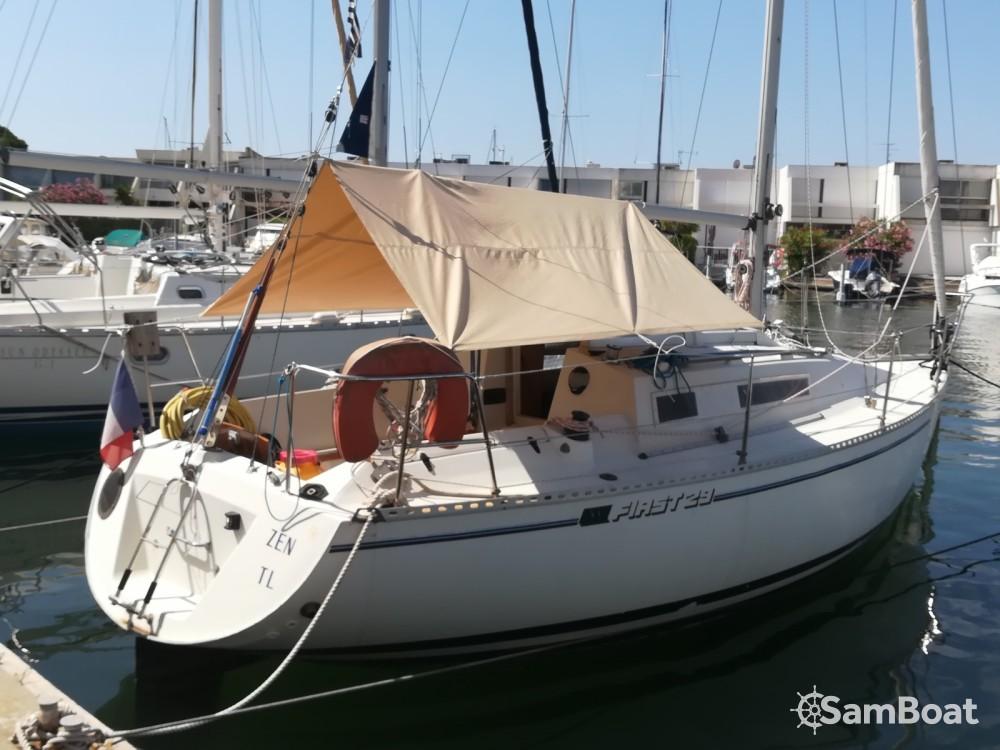 Rental Sailboat in Le Grau-du-Roi - Bénéteau First 29 GTE