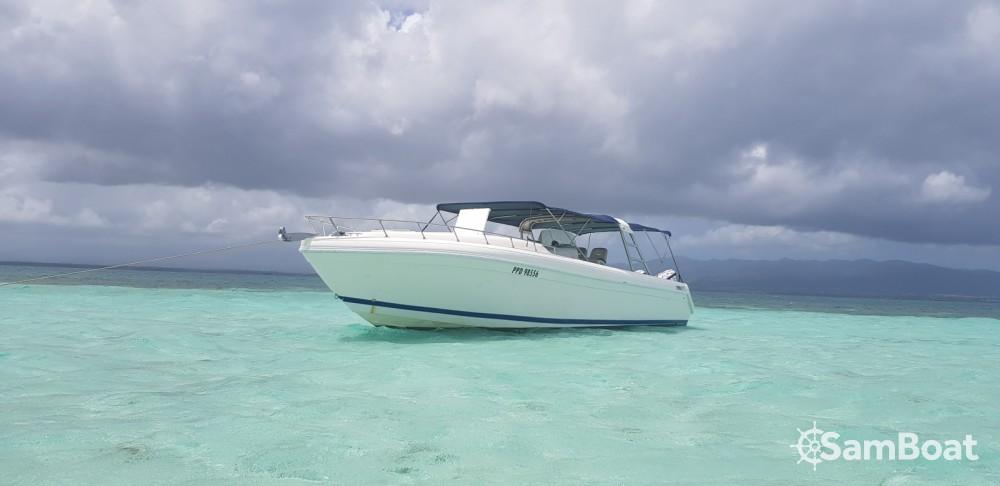 Rental Motor boat in Pointe-à-Pitre - Forboat FORBOAT 37
